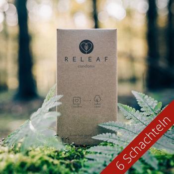 Releaf | Kondome - 6er Pack