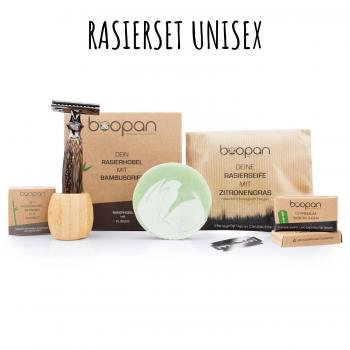 Boopan | Rasierset Unisex