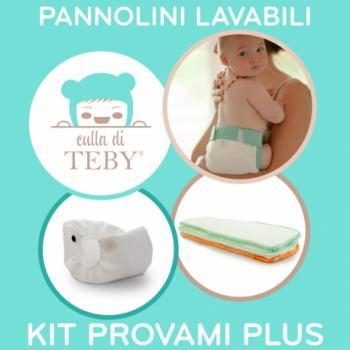 Culla di Teby | Neugeborenen-Windelpaket